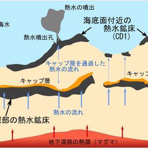 プレス発表:海底金属資源(1)