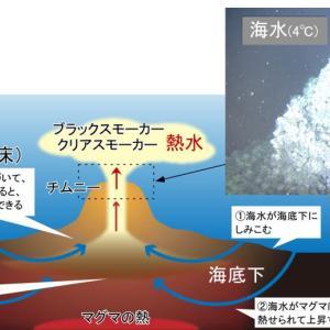 プレス発表:海底金属資源(2)