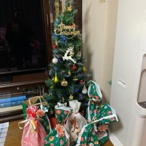 早めのクリスマス