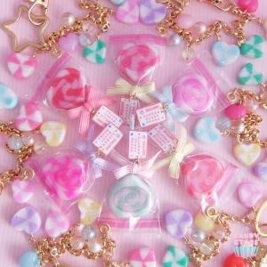 creamy gem pops