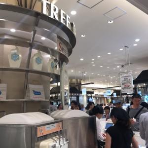 エシレバターのソフトクリーム