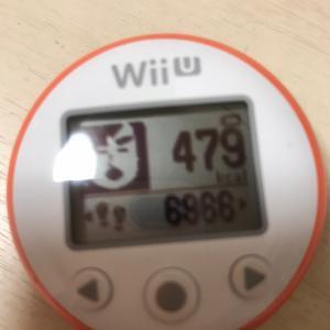 Wiiフィットを続ける