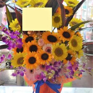 開店祝い沖縄県の花屋アレンジマニア