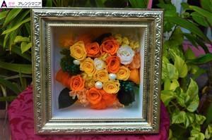 プリザーブドフラワー・沖縄の花屋  開店祝い