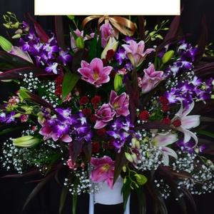 スタンド花 沖縄県の花屋アレンジマニア