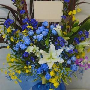 開店祝い・沖縄の花屋が配達します。