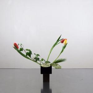 極小花器シリーズ‐3 チューリップ
