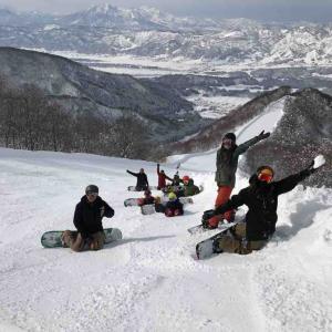 2018-2019 滑ろう会 @野沢温泉スキー場