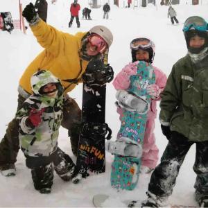 SNOWBOARDをまた好きになった瞬間
