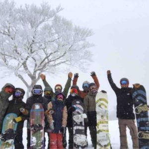 2019年野沢温泉スキー場☆滑ろう会