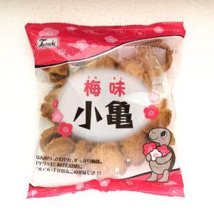 玉木製菓「梅味 小亀」(沖縄県)