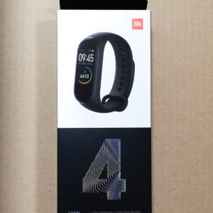 Xiaomi「Mi band 4」