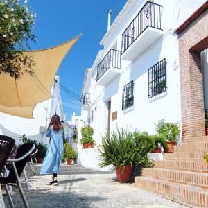 スペイン一美しい村 フリヒリアナ
