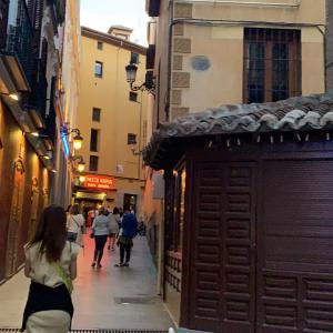 スペイン マドリードのチュロス屋さん