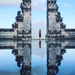インドネシア バリ ランプラヤン寺院