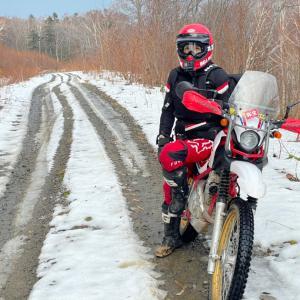 北海道はいつまでバイクで走れるかな?
