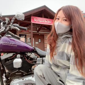 北見端野バイク乗りが集まるナックルバーガー