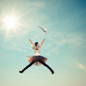 家族や周りを幸せにしたいのなら、自分がうんと幸せになるしかない・・・