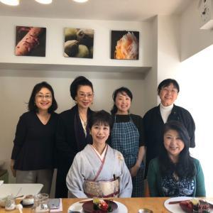 賀子先生のお料理教室