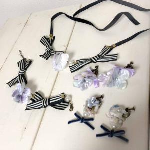 三色菫の装身具