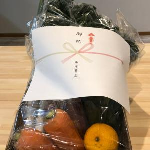 ☆庭楽育☆三田☆幸せぎっしりお野菜の花束♪@かね庵