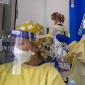 コロナ患者の4人に1人は別の疾患で入院
