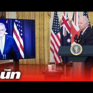 英サン紙:バイデン氏、豪首相の名前を忘れる