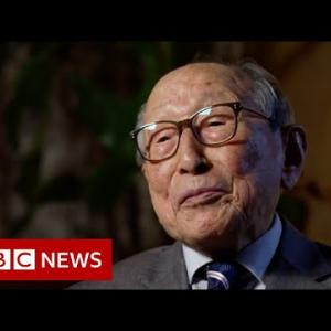 BBC: 北朝鮮の創設者に会った男