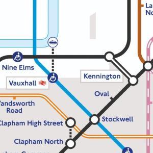 ロンドンの新しい地下鉄駅がオープン
