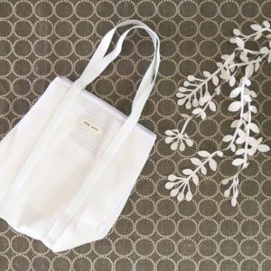 インスタ話題の新商品!透けないメッシュバッグ!限定クーポンあり