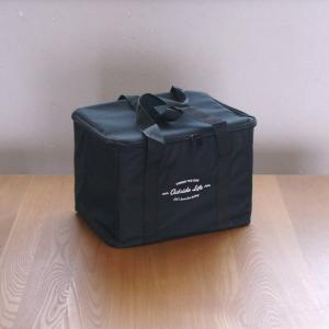 ダイソー・大容量のソフト保冷バッグ!買い物&アウトドアに便利