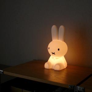 おとな可愛いミッフィーのインテリア雑貨!癒しをくれる優しい灯り