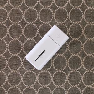【ダイソー】シンプルデザインの加湿器!プチプラで多機能&ライトも付く!