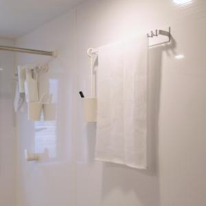 浴室【マグネット】吊り下げ収納!サビない強力磁石で、耐荷重もバッチリ!