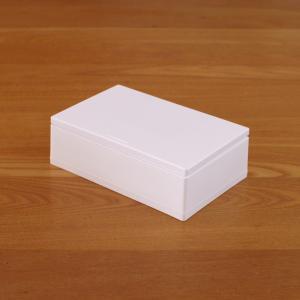 【カインズ】ウェットティッシュケースに一目惚れ!真っ白でシンプルすぎ!