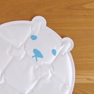 大人気【ダイソー】冷感グッズが優秀!可愛くて使えるジェルマットで暑さ対策!