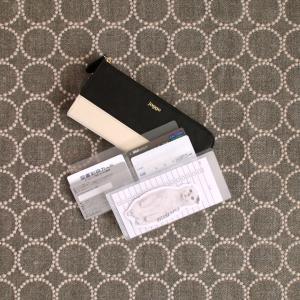 便利な【100均】レシートホルダー!長財布の仕分け収納に最適!
