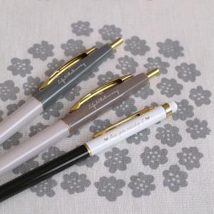 あえて【100均】で買いたい高見え文房具!タッチペン付きボールペンが便利!