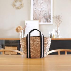 人気急上昇中【楽天】天然素材のかごバッグ!大人カジュアルな雰囲気が魅力的!<PR>