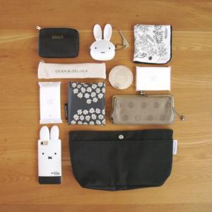大人気のバッグインバッグで、たくさんの小物をスッキリ収納!丈夫で軽く機能的で、収納力も抜群!