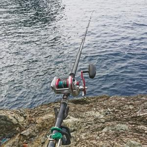 Youtube更新しました 蒲江 深島に石鯛釣り