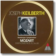 カイルベルトのモーツァルト/交響曲第38番《プラハ》