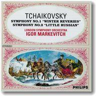 マルケヴィチのチャイコフスキー/交響曲第1番《冬の日の幻想》