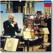ショルティ=ウィーンフィルのショスタコーヴィチ/交響曲第9番