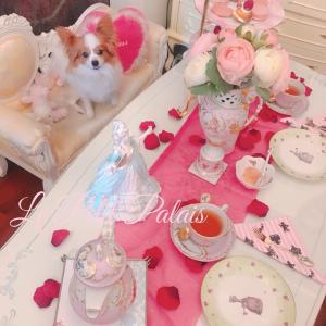 薔薇のお茶会レポ