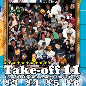 Take-off 11