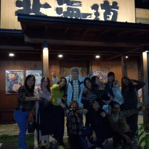豊川で同窓会。 そして熱田神宮、松竹旅館