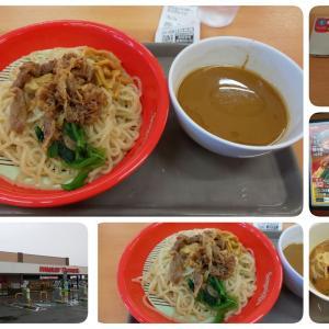 牛肉つけ麺 in スガキヤ