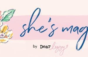 久しぶりの浮気、リジーの新作She's Magicのご紹介