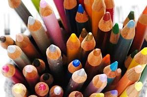 フローラ&フォーナのホリデースタンプ&色鉛筆でクリスマスカード作り